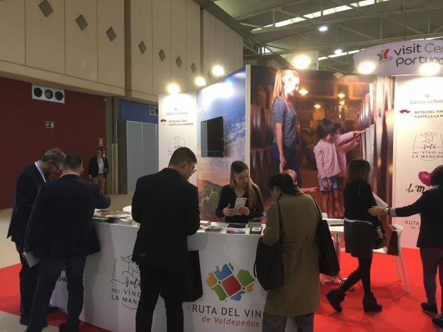 CLM promociona sus Rutas del Vino