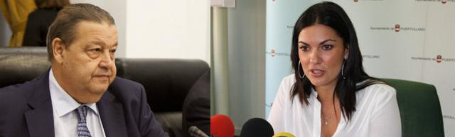Fernández Vaquero y a la exalcaldesa de Puertollano, senadores por el PSOE