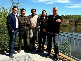 El proyecto 'Cuando el río suena' estará en el Congreso Internacional Legatum 2.0