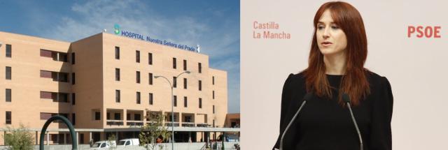 ACTUALIDAD | Diana López pone en valor los los 541 contratos nuevos en la Gerencia de Talavera