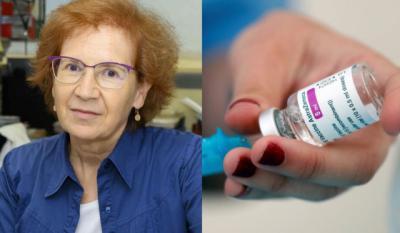 CORONAVIRUS   El contundente mensaje de la viróloga de Margarita del Val sobre las vacunas