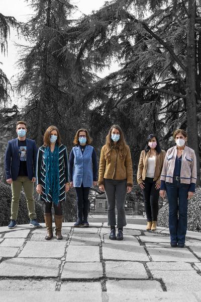 COVID-19 | Seis enfermeras hacen balance del año más duro de su historia