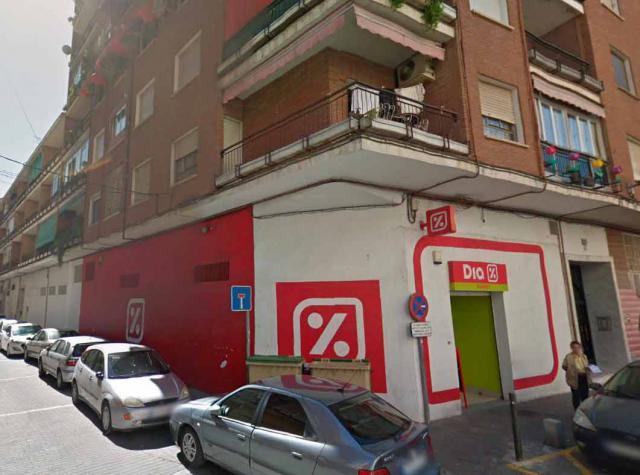 El edificio donde se ha producido el incendio / Google Maps