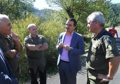 Castilla-La Mancha finaliza la campaña de incendios con menos superficie afectada