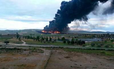 Se cumple un año del incendio de Seseña sin novedades sobre su origen