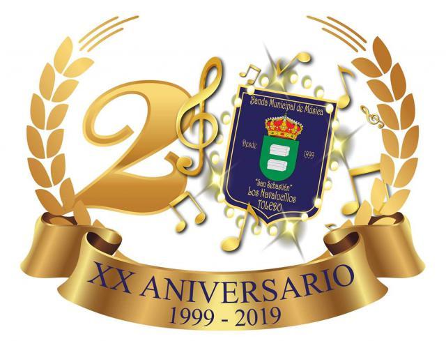 20 Aniversario de la Banda Municipal de Música 'San Sebastián' de Los Navalucillos