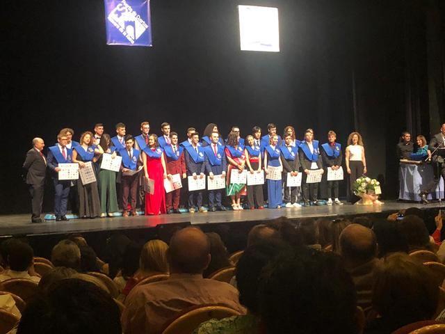 Graduación de los estudiantes de 2º de Bachillerato del IES Puerta de Cuartos (FOTOS)