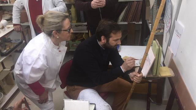 Puy du Fou tendrá talleres de cerámica de Talavera