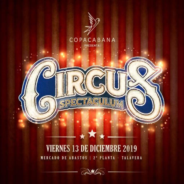 'Circus' sube el telón en el Mercado de Abastos de Talavera