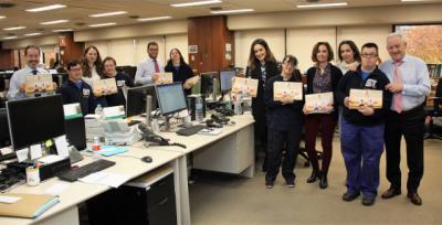 Eurocaja Rural muestra su apoyo a Down Toledo