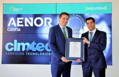 Importante certificado para Eurocaja Rural por la calidad y seguridad de sus sistemas de información