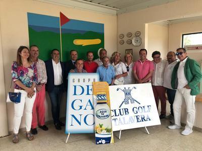 Éxito del XIII Torneo Dégano y II Torneo Carvisa de Golf (fotos)