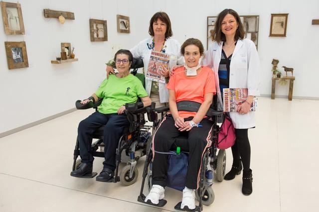 La sexualidad de las mujeres con discapacidad protagoniza la nueva edición de la revista 'Infomédula'