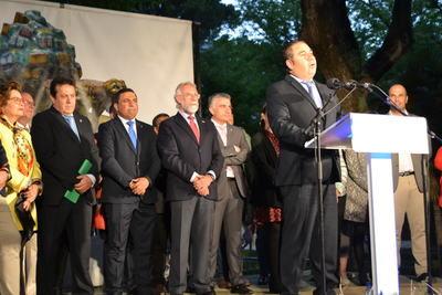 Las Antiguas Tierras de Talavera realizan el pregón de Mondas