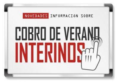 STE-CLM pide a los interinos que reclamen el cobro del verano de 2014, 2015, 2016 Y 2017