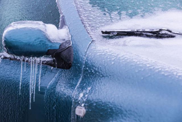 Las heladas se intensifican hasta el viernes