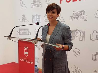 Isabel Rodríguez deja entre lágrimas la Alcaldía de Puertollano