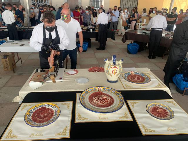 El talaverano Iván Gómez se lleva el premio al mejor plato creativo