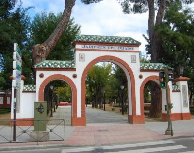 TALAVERA   1,3 millones de euros para la rehabilitación integral de los Jardines del Prado
