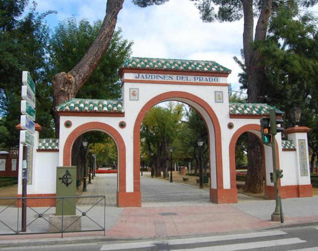 TALAVERA | 1,3 millones de euros para la rehabilitación integral de los Jardines del Prado