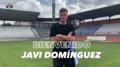 FÚTBOL | Javi Domínguez desembarca en el CF Talavera