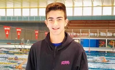 El nadador Javier López, del C.N. Talavera, accede al Campeonato de España