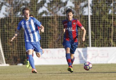 Espinosa renueva con el Levante U.D., pero se marcha cedido al Granada