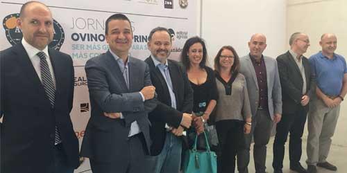 Talavera acoge la jornada 'Agr�cola Caf� Ovino y Caprino' para debatir la situaci�n del sector