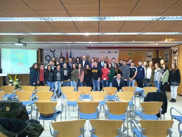 """Clausura las """"III Jornadas Educativas de Emprendimiento y Creatividad"""" de Talavera"""