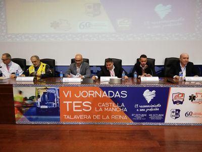 Las VI Jornadas 'TES' abordan la profesionalización de la labor de los Técnicos en Emergencias Sanitarias
