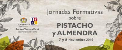 Talavera Ferial acoge las primeras Jornadas Formativas sobre Pistacho y Almendra