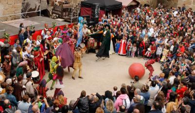 Veinte años viajando al pasado con las Jornadas Medievales de Oropesa
