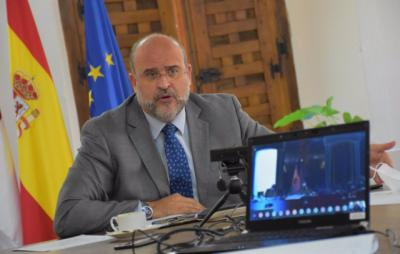 CLM solicita una discriminación positiva en el reparto de fondos europeos
