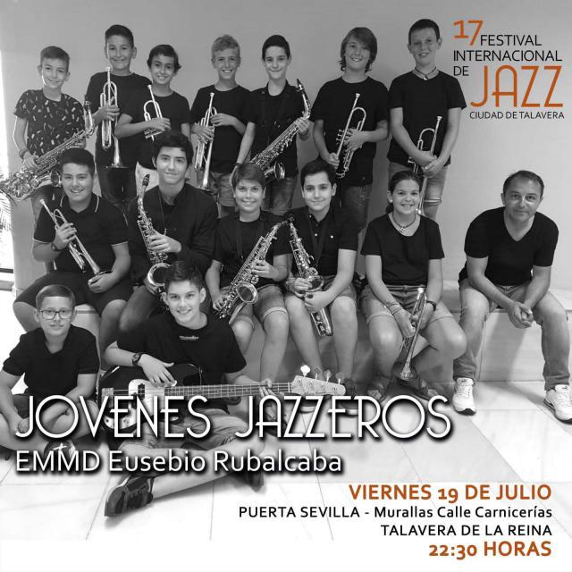El presente y el futuro del jazz talaverano en concierto