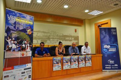 Vuelve el tenis a Talavera con el VIII Open Virgen del Prado