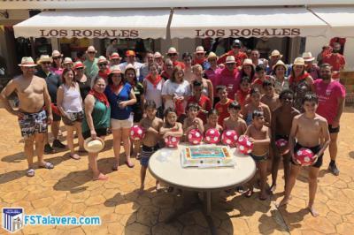 El Soliss FS Talavera despidió oficialmente el curso 17-18 con una jornada de convivencia