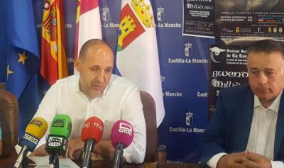 El delegado de la Junta en Talavera, Gómez Arroyo