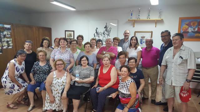 CLM apoya la dinamización de las asociaciones de mayores en la comarca de la Campana de Oropesa