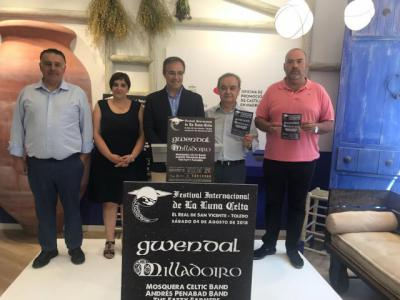 La Junta apoya el 'Festival de la Luna Celta' de El Real de San Vicente