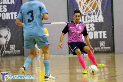 'Loren' no seguirá la próxima temporada en el Soliss FS Talavera