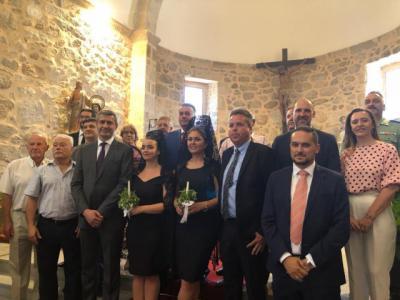Garciotum celebra 'La Malena', una de las fiestas más antiguas de la comarca