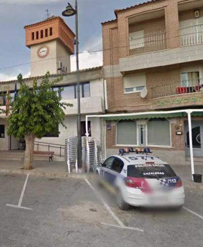 La Policía Local de Cazalegas detiene a un hombre en busca y captura