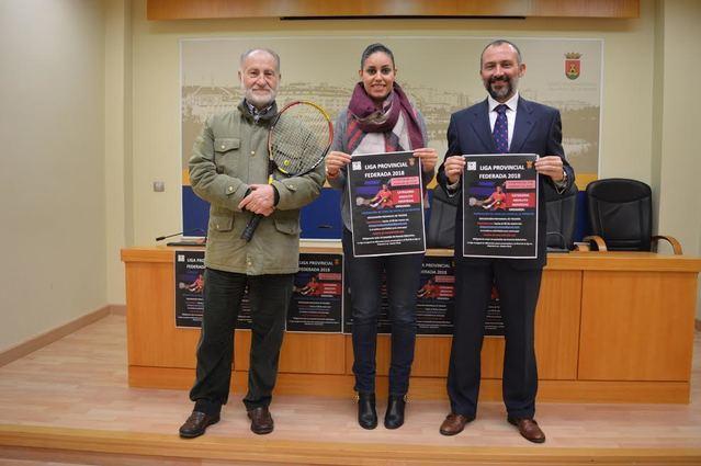 La Liga Provincial Federada 2018 de tenis se jugará en Talavera