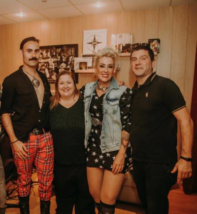 Judith Mateo, Chusé Joven y Juankar (Boikot) se alían en Reina de Picas y estrenan single navideño junto a Itziar Castro