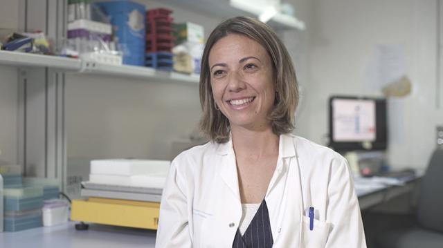La científica Juliana M. Rosa estudiará en Parapléjicos los efectos de la lesión medular en la corteza cerebral