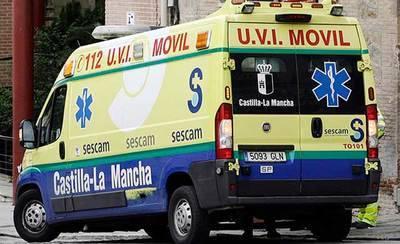 Otro jugador juvenil, trasladado al Hospital de Talavera