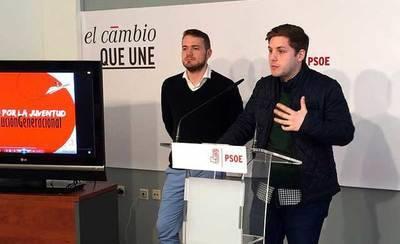 Juventudes Socialistas informará de las ayudas y becas para jóvenes