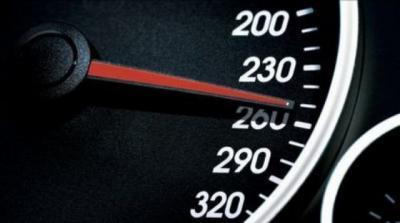 La Guardia Civil investiga a una persona que conducía un turismo a 252 km/h