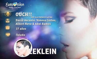 La talaverana Vanesa Klein aspira a representar a España en Eurovisión