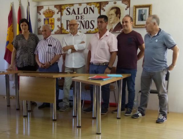 El socialista Alfonso Caja Yuncal, nuevo alcalde de La Estrella